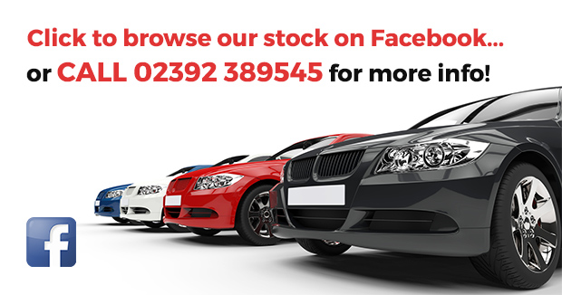 Click here to browse our stock on Facebook